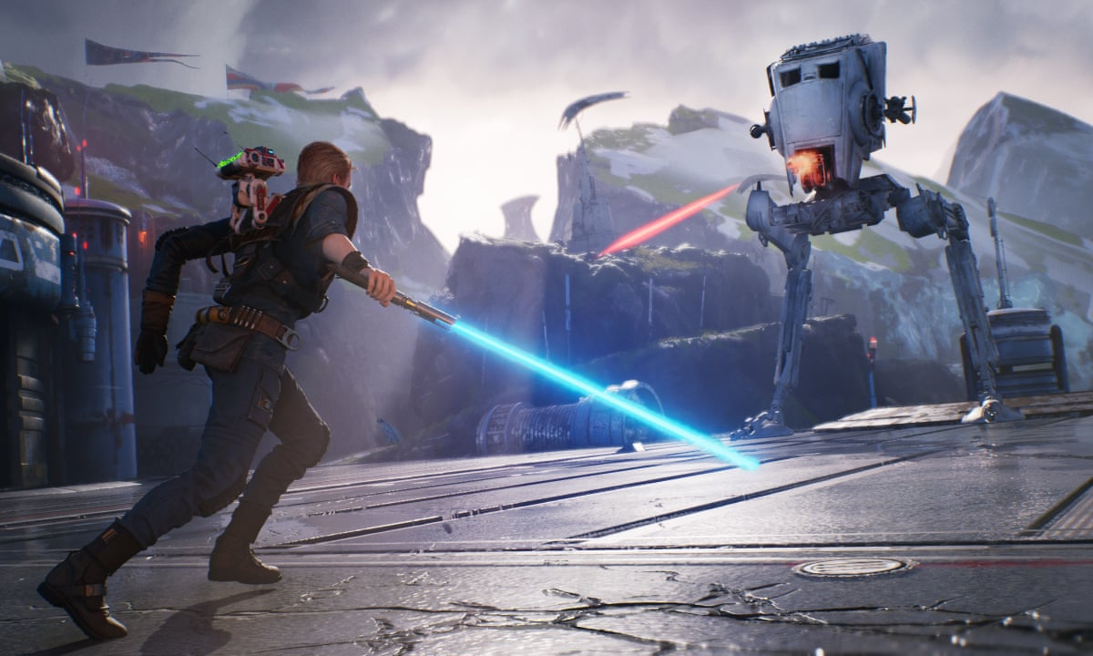 Star Wars Jedi Fallen Order Is This The Star Wars Game Fans Have Been Looking For Games The Guardian