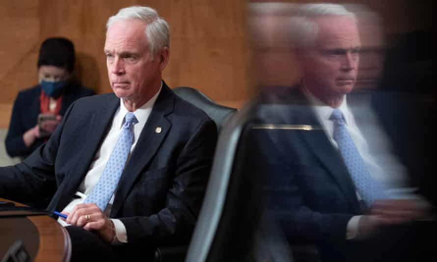 Senator Ron Johnson: 'Had the tables been turned and President Donald Trump won the election and those were thousands of Black Lives Matter and antifa protestors I would have been concerned.'