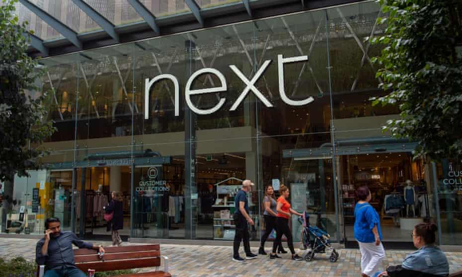 Next store in Bracknell, Berkshire
