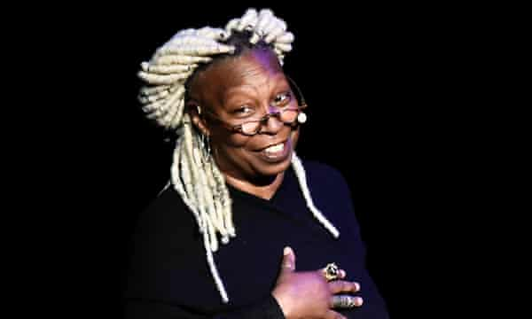 Whoopi Goldberg, author of the Sugar Plum Ballerinas Series.