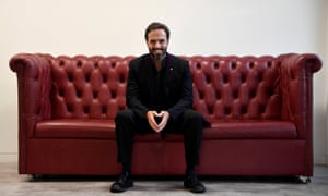José Naves, CEO of online fashion house Farfetch.