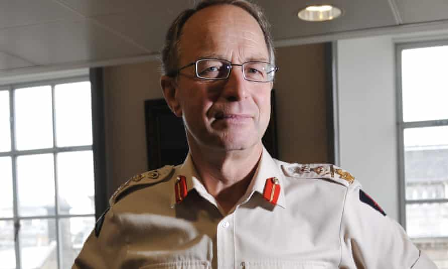 Former chief of the defence staff General David Richards
