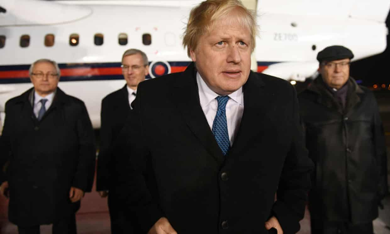 'Boris Johnson is the most overrated politician in Britain, especially by himself'