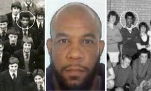 London Bridge attacker Khalid Masood.