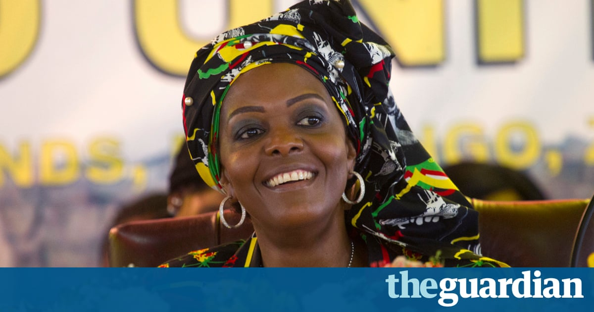 South Africa plans to grant immunity to Grace Mugabe, sources say