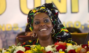 South African rights campaigners say it would be a disgrace to grant diplomatic immunity to Grace Mugabe.