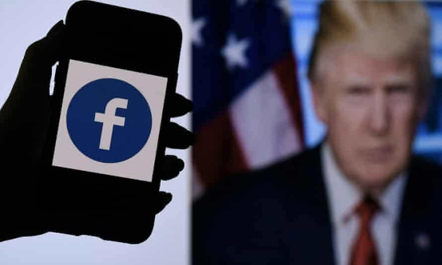 Activists had discouraged Facebook from allowing the return of the president.