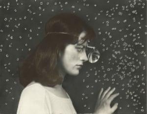 Destroyed Mirror, 1986/89.