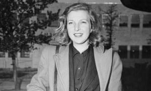 The 'gutsy, glamorous' Martha Gellhorn in May 1946