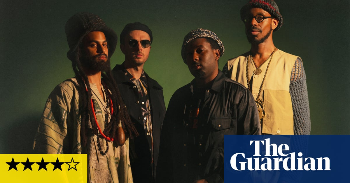 Sons of Kemet: Black to the Future review – an eloquent dance between anger and joy