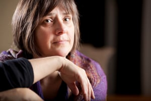 Smart and accessible writing: Kate Figes in 2009.