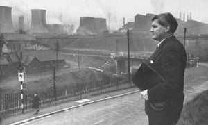 Aneurin Bevan, the creator of the NHS.