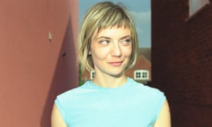 'You need a different type of energy to get you through your 40s': Miranda in 2001.