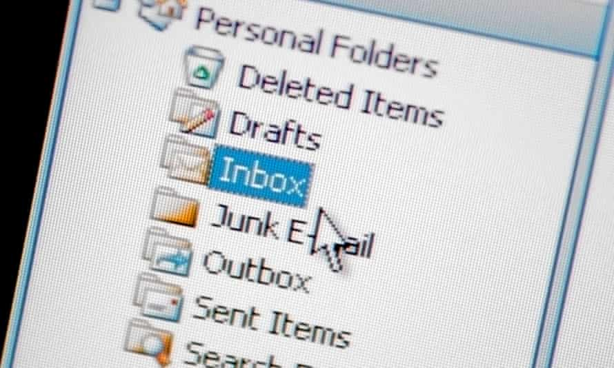 'I don't think anything is going to replace email in the near future, and probably not in the far future.'