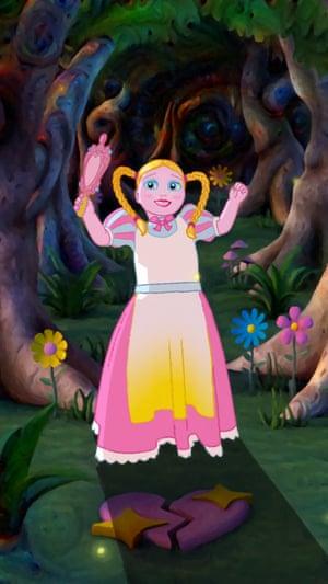 upside mimi ᴉɯᴉɯ uʍop, 2021, animation still