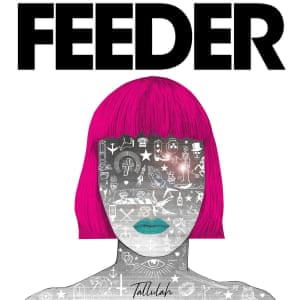Feeder: Tallulah album artwork