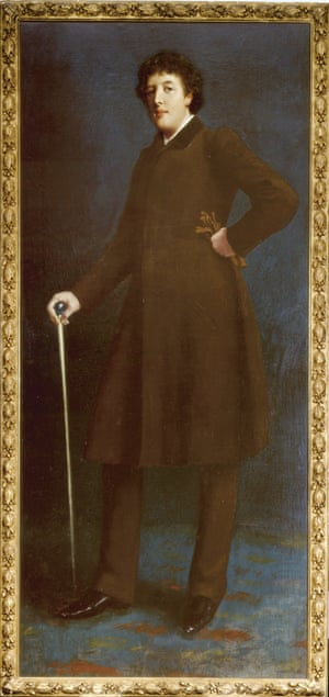 Oscar Wilde portrait to have first UK exhibition | Culture | The ...