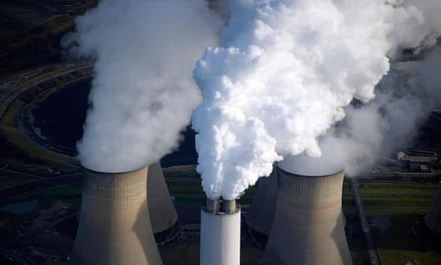 West Burton coal plant