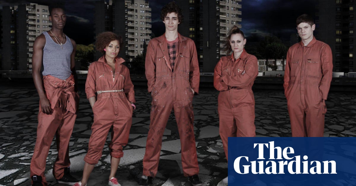 Young offenders: how cast turnover made us miss the original Misfits