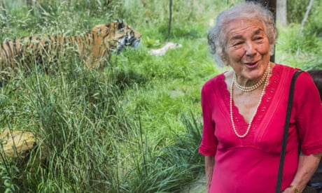 Judith Kerr was not scared to confront death in her stories. But she helped us savour the joy of life