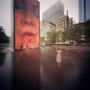 Millenium Park, Chicago 2014