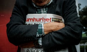 Cumhuriyet has taken a strong line against President Recep Tayyip Erdoğan's ruling party.