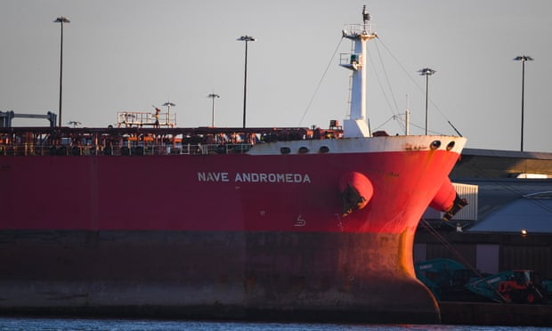 Nave Andromeda hijack incident