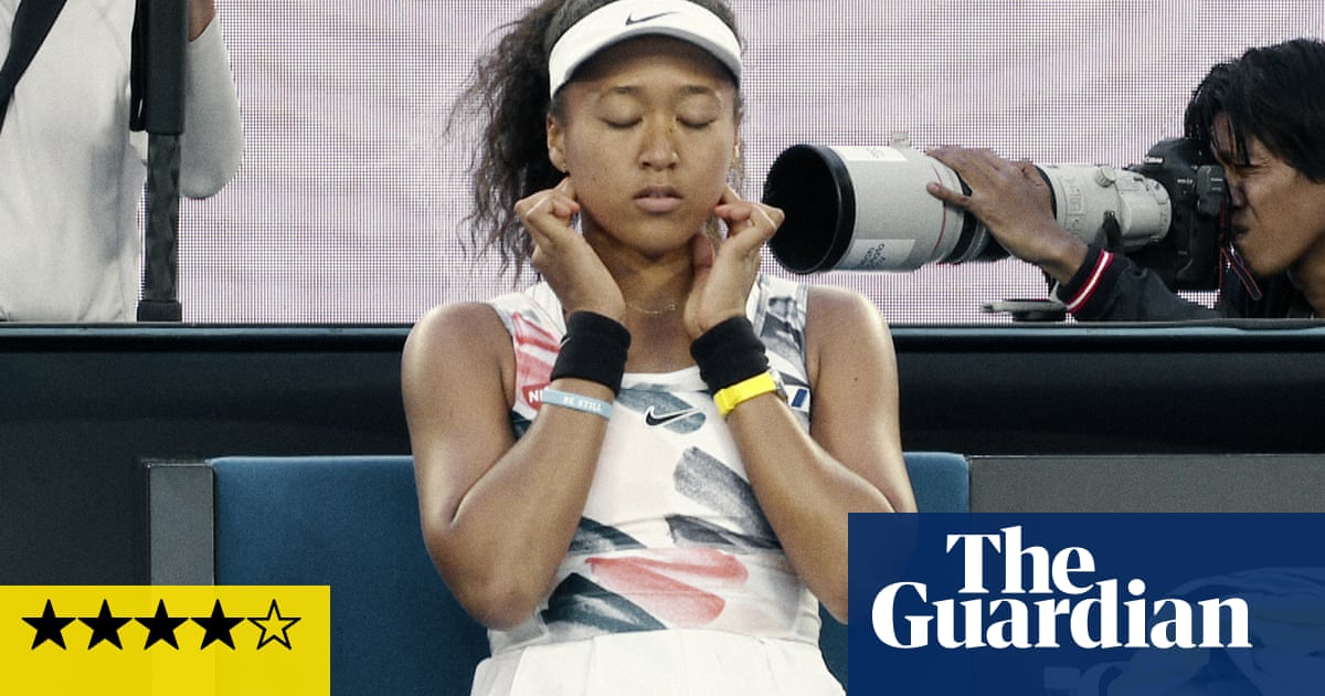 Naomi Osaka review – a poignant, painful look at the life of the tennis wunderkind