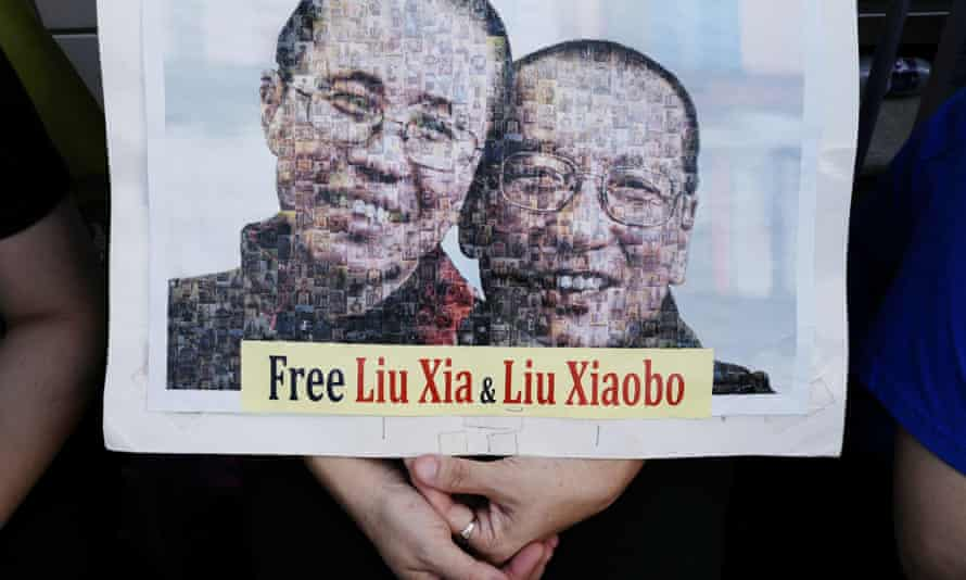 Liu Xiaobo's death was announced on Thursday. Liu Xia's physical and psychological condition is said to have deteriorated dramatically.