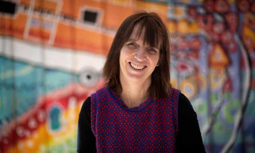 Purple House CEO Sarah Brown