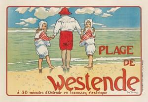 Gustave-Max Stevens, Plage de Westende