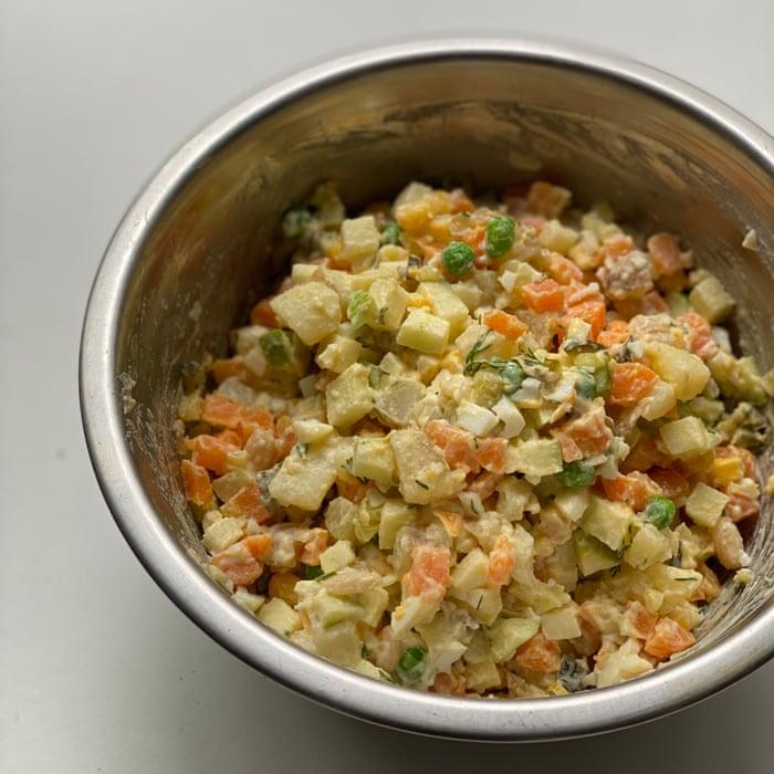 Best Potato Salad Recipe Guardian