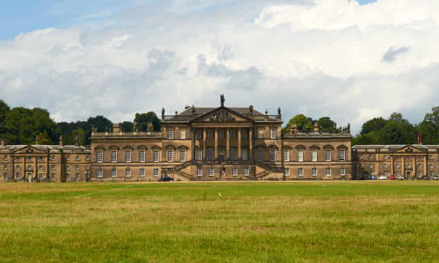 Wentworth Woodhouse in Rotheram.