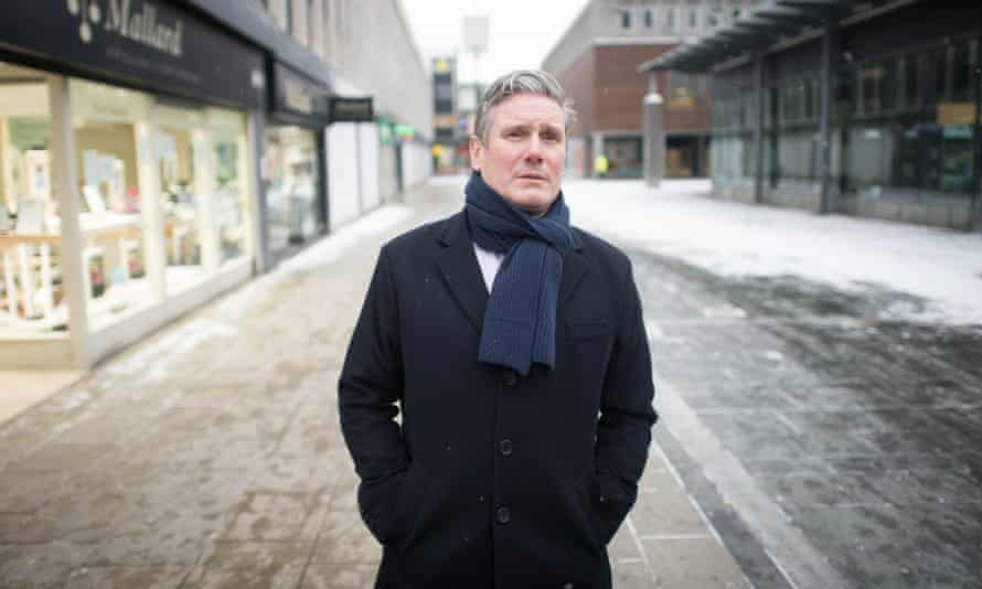 Keir Starmer delivered a virtual speech on Britain's economic future after the coronavirus pandemic.