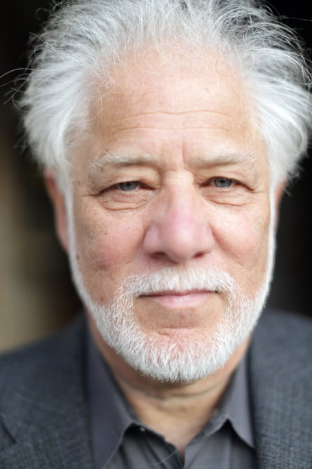 Canadian writer Michael Ondaatje