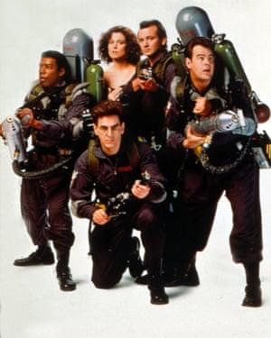 The cast of the original film.