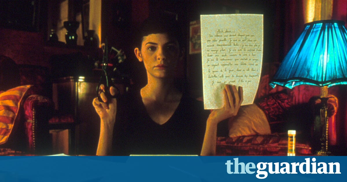 a review of amelie a movie by jean pierre jeunet