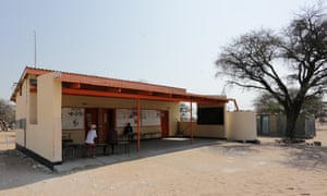The Gasita health centre in Botswana.