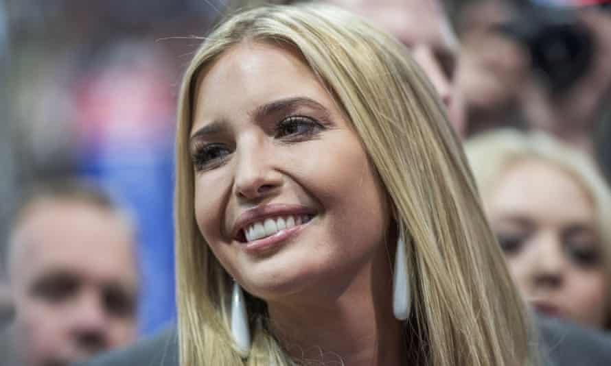 Ivanka Trump has long positioned herself as an advocate for women's rights.