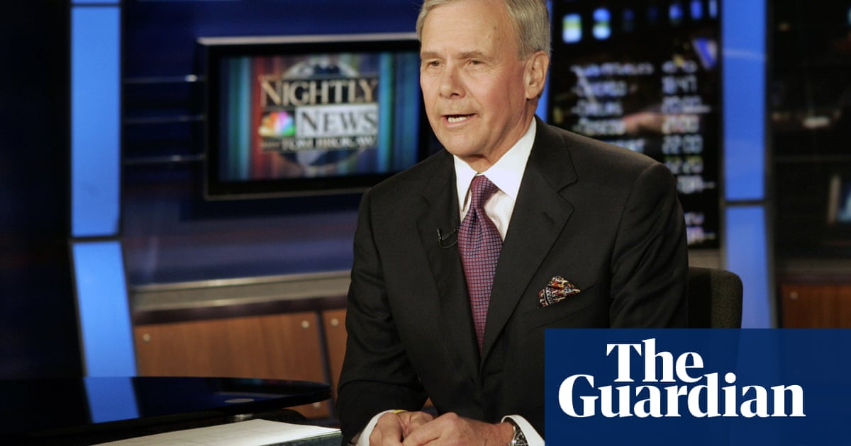 Larry King dies, Tom Brokaw retires – and the heroic age of TV news slips further away
