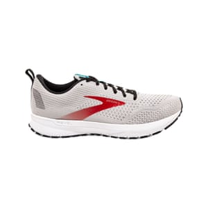 Committed to minimising environmental impact, Brooks Running aims to create positive social change and be transparent about production processes. Revel 4, £90, brooksrunning.com