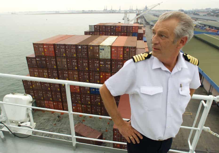 Captain Arne Rinnan