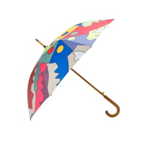 Ada print umbrella £45, ID Peters London, iamfy.co