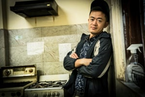 Benjamin Law in the second season of SBS and Blackfella Films' Filthy Rich and Homeless
