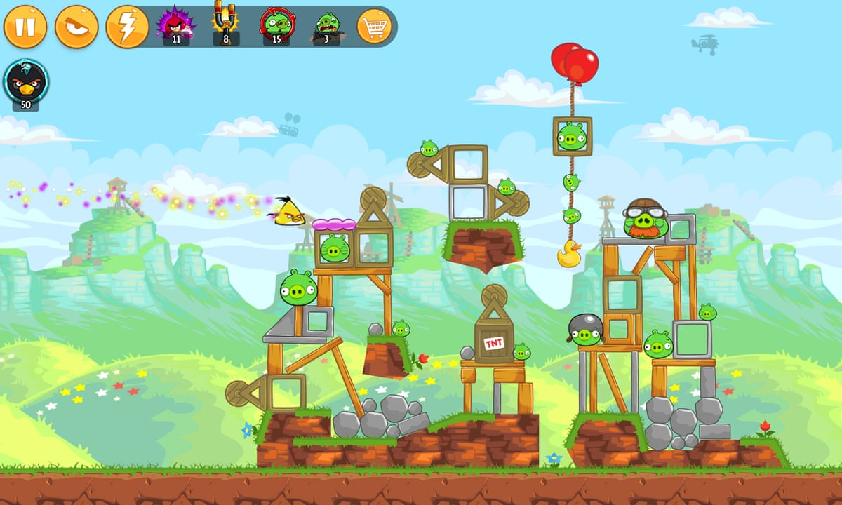 How We Made Angry Birds Art And Design The Guardian