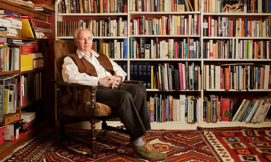 The pandemic was making it 'impossible' for authors to do their work, said Philip Pullman, pictured.