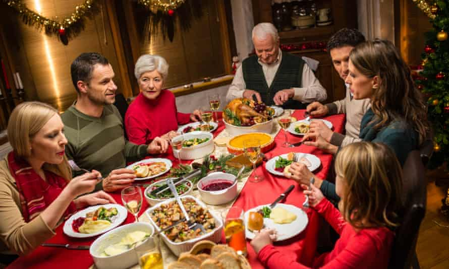 'When the holidays loom, many find themselves dreading predictably damaging and repetitious scenarios with family.'