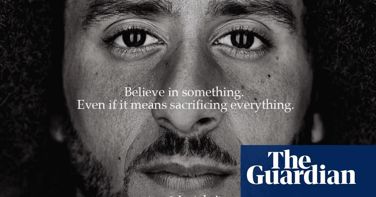 Colin Kaepernick becomes the face of Nike's Just Do It campaign