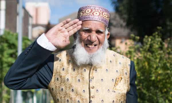 Dabirul Islam Choudhury MBE
