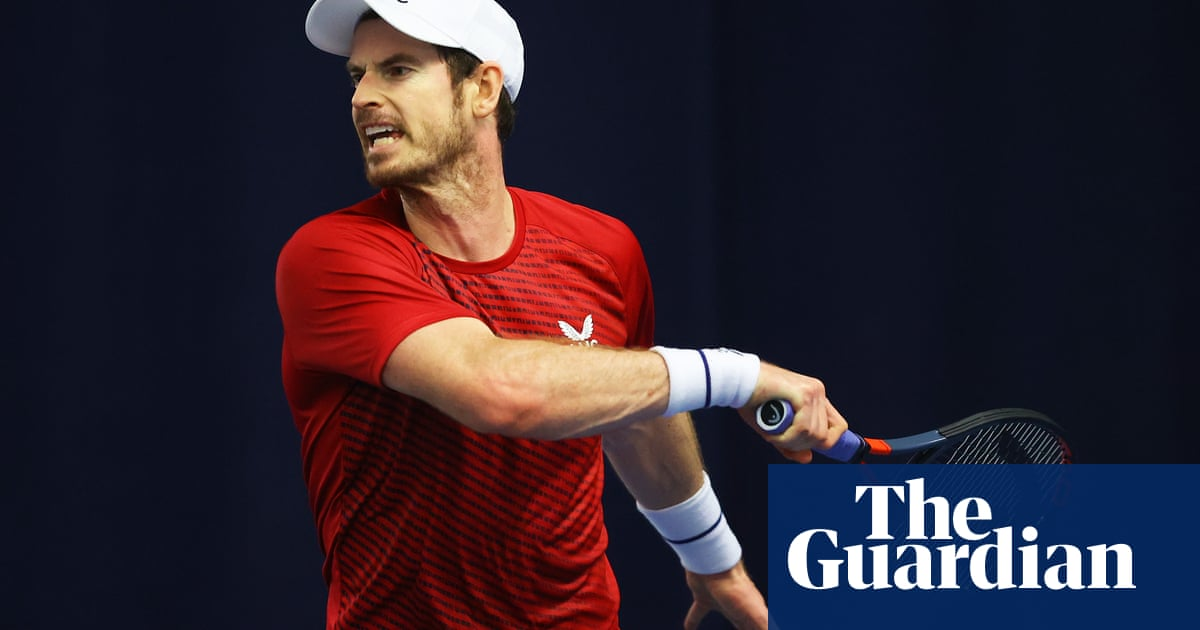 Andy Murray pulls out of Florida season-opener over Covid-19 concerns